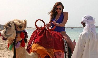 Έχω και καμήλα, πάμε μια βόλτα;