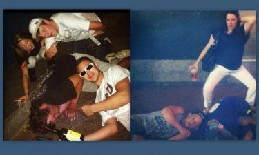 Η νέα τάση που σοκάρει! Selfies δίπλα σε αστέγους!