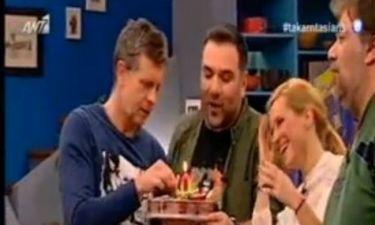 Μαρία Μπεκατώρου: Έγινε 40 και γιόρτασε τα γενέθλιά της στο πλατό των «Καρντάσιανς»