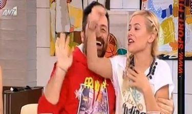 Η «πατάτα» της Νάργες για την ηλικία της Σκορδά on air και η «μπηχτή» του Λιάγκα