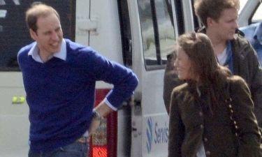 Μήπως θα έπρεπε να ανησυχεί η Kate; Πού πήγε ο William με την… πρώην του;