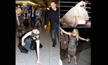Δείτε διάσημους να... σαβουριάζονται! (φωτό)