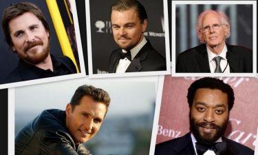 Oscar 2014: Ποιος από τους σταρ που κονταροχτυπιούνται για τον «Α' αντρικό ρόλο» είναι ο πιο γοητευτικός;