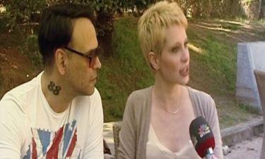 Φαίη Ζαφειράκου-Ανδρέας Κομπόσης: Παντρεύτηκαν με πολιτικό γάμο και σκέφτονται να υιοθετήσουν ένα παιδάκι