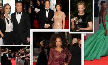 Βραβεία BAFTA: Οι λαμπερές παρουσίες στο κόκκινο χαλί, οι νικητές και οι χαμένοι!
