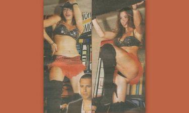 Ο σέξι χορός της κοπέλας του Πάρη Κασιδόκωστα