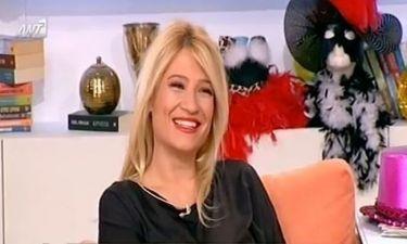 Η Σμαράγδα μιλούσε και την Σκορδά την «έπιασε» νευρικό γέλιο! Πώς αντέδρασε η ηθοποιός;
