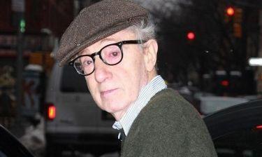 Γιουχάισαν τον Woody Allen σε έξοδό του με τη σύζυγό του