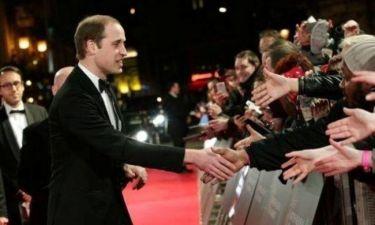 Η απίστευτη γκάφα του πρίγκιπα Ουίλιαμ στα βραβεία BAFTA!