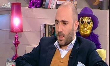 Μπογδάνος: «Δεν μου «κάθεται» με τίποτα η Ζωή Κωνσταντοπούλου»