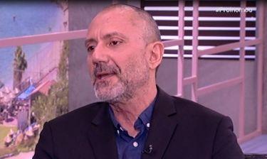 Γρηγόρης Βαλλιανάτος: Πώς αντέδρασε όταν έμαθε ότι είναι οροθετικός;