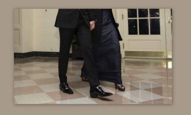 Ποιος πήγε στον Λευκό Οίκο χωρίς εσώρουχο;
