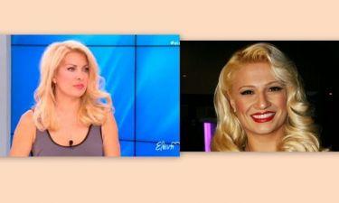 Μενεγάκη- Σκορδά: Φόρεσαν την ίδια περούκα