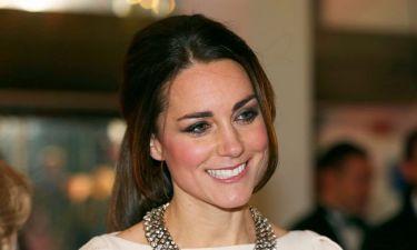 Η Kate Middleton έγινε νονά!