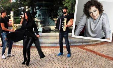 Απίστευτο: Δείτε την Τάνια Τσανακλίδου να χορεύει το «Κάνω comeback» της Άντζελας Δημητρίου