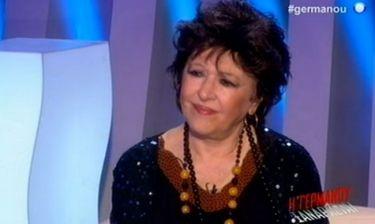 Μάρθα Καραγιάννη: «Τώρα πια δεν κάνω παρέα με τη Ζωή Λάσκαρη»