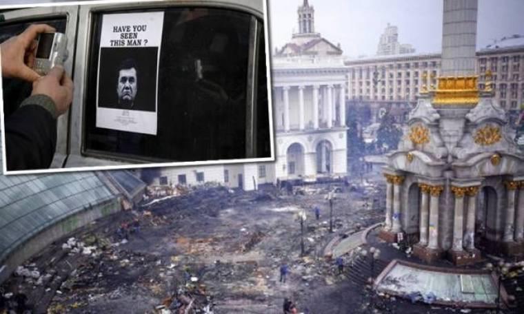 «Επέμβαση του στρατού σχεδίαζε» ο Γιανουκόβιτς