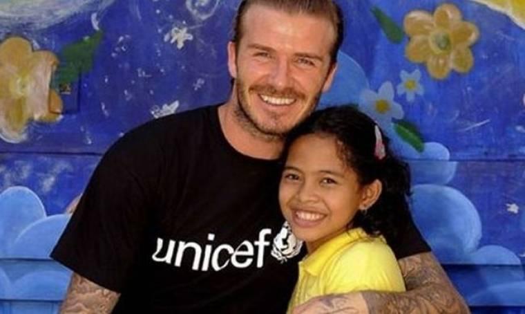 Στις Φιλιππίνες ο David Beckham!