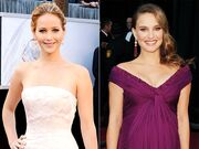 Jennifer Lawrence-Natalie Portman: Ποια είπε τα περισσότερα «ευχαριστώ» όταν ανέβηκε να πάρει το Oscar της;