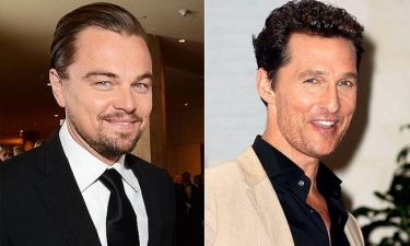 Di Caprio-McConaughey: Κονταροχτυπιούνται για το Oscar αλλά και για τους περισσότερους followers στο twitter!