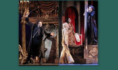 Πλήθος επωνύμων στην παράσταση «Συρανό ντε Μπερζεράκ»