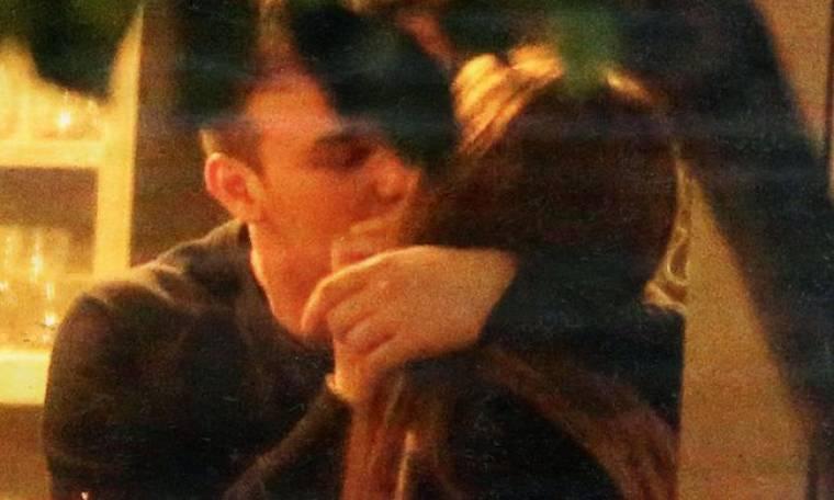 Γιώργος Σαμπάνης – Άννα Πρέλεβιτς: Νέες φωτογραφίες με «καυτά» φιλιά!