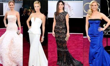 Οι 12 πιο καλοντυμένες σταρ στα περυσινά βραβεία Oscar