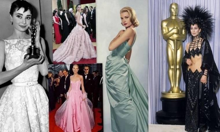 Οι αλησμόνητες τουαλέτες των Oscar από το 1950 έως σήμερα