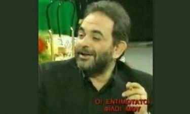 Flashback: Όταν ο Σάκης Μπουλάς διακωμωδούσε τον Παπακωνσταντίνου και τον Πανταζή (1998)