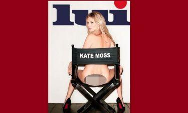 Η Κate Moss ξανά…. γυμνή!