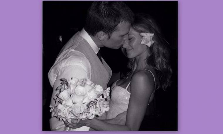 Πέμπτη επέτειος γάμου για την Gisele