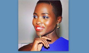 Η υποψήφια για Oscar Lupita Nyong'o στο κόκκινο χαλί με κοσμήματα Ελληνίδας σχεδιάστριας
