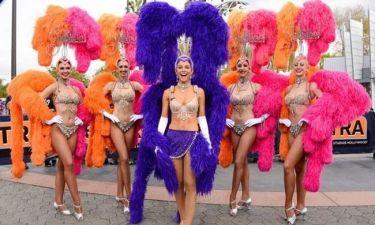 Μαρία Μενούνος: Η σέξι βασίλισσα του Καρναβαλιού
