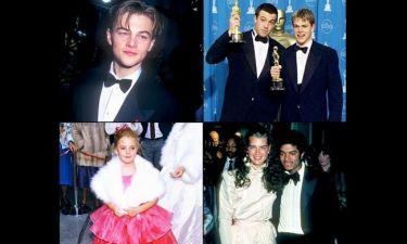 Flashback: Η πρώτη φορά των διασήμων στο κόκκινο χαλί των Oscars!