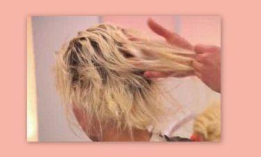 Απίστευτη ζημιά έπαθε με τα extensions! Πήγε να στεγνώσει τα μαλλιά της και… άρχισαν να λιώνουν!