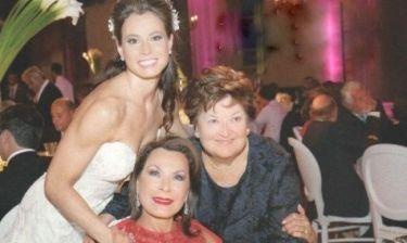 Πένθος για τη Γιάννα Αγγελοπούλου… Συντετριμμένη η κόρη της Καρολίνα (Nassos blog)