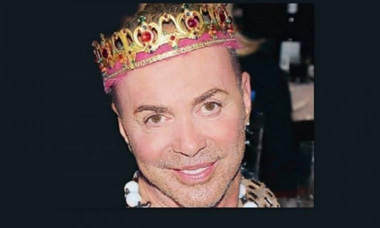 Βασιλιάς του Καρναβαλιού στο Ρέθυμνο ο Λάκης!