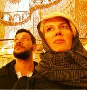 Εύη Φραγκάκη: Ταξίδι στην Κωνσταντινούπολη με τον σύντροφό της