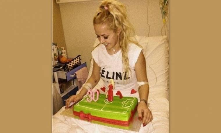 Γιόρτασε τα γενέθλια της μέσα στο νοσοκομείο Σωτηρία με οξυγόνο στη μύτη (Nassos blog)