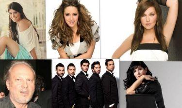 Eurovision 2014:Τα ντουέτα-έκπληξη του ελληνικού τελικού