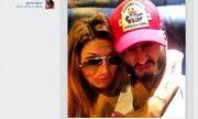 Σάββας Γκέντσογλου: Η τρυφερή φωτογραφία που «ανέβασε» με την Αγγελική Ηλιάδη στο instagram