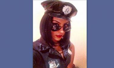 Το νου σας! Ντύθηκε αστυνομικίνα και κυκλοφορεί στην… Αθήνα!