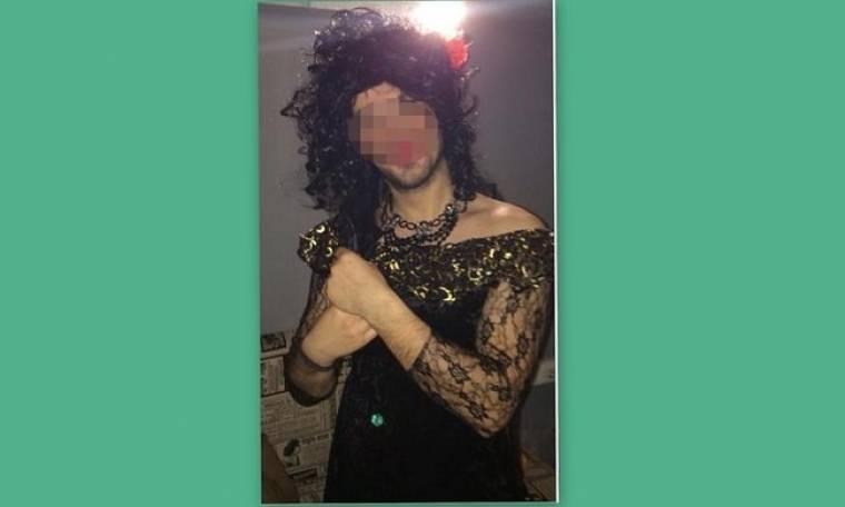 Ποιος τραγουδιστής ντύθηκε γυναίκα;