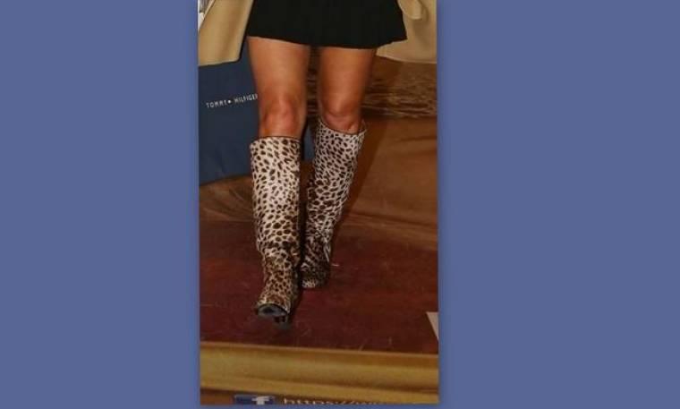 Ελένη Μενεγάκη: Νίτσα μου τα μπουτάκια σου τα… αγύμναστα (Nassos blog)