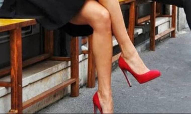 Χαμός στο κέντρο της Χαλκίδας: Βρέθηκαν με σέξι γόβες στο λάθος σημείο