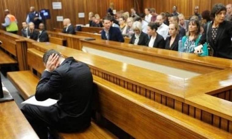 «Κατέρρευσε» σήμερα στο δικαστήριο ο Όσκαρ Πιστόριους!