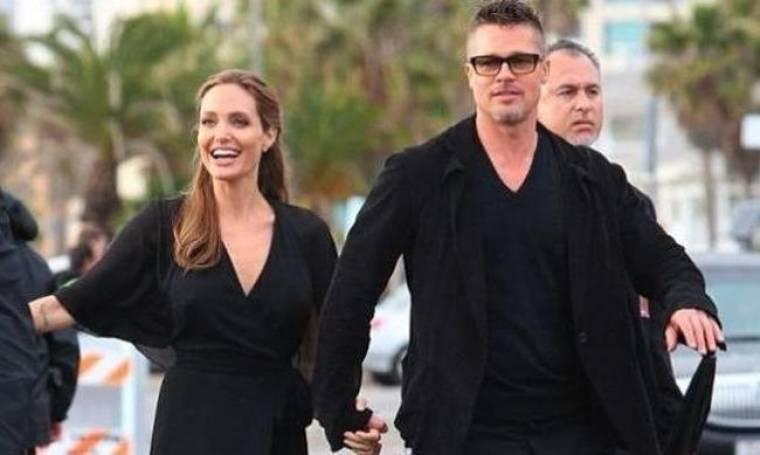 Jolie – Pitt: Τα μυστικά σχέδια του γάμου τους!