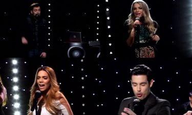 Eurovision 2014: Ακούστε τα τραγούδια του Ελληνικού τελικού!