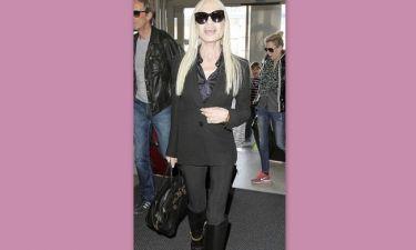 Σκιά του εαυτού της η… Donatella Versace! Δείτε τις φωτογραφίες που κάνουν το γύρο του διαδικτύου!
