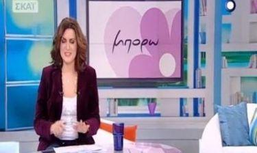 Απολαυστικό βίντεο: Το σαρδάμ της Άννας Δρούζα και τα γέλια της